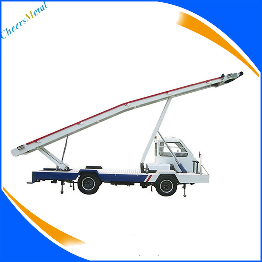 Airport Towable Light Conveyor Belt Loader
