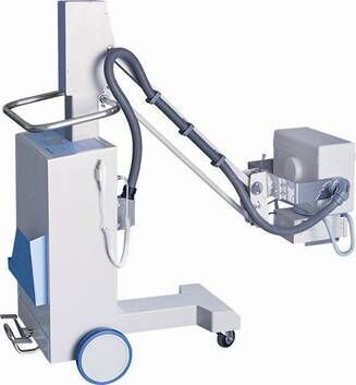 Med-X-101A 3.5kw High Frequency Mobile X-ray Machine