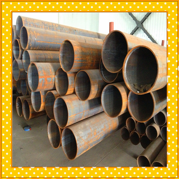 ASTM A192/A179/A178/A210 Seamless Steel Pipe / Bolier Pipe
