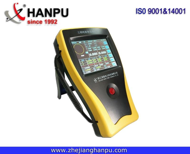 Energy Meter Field-Testing Instrument Three-Phase Portable Calibrator (HPU3030B)