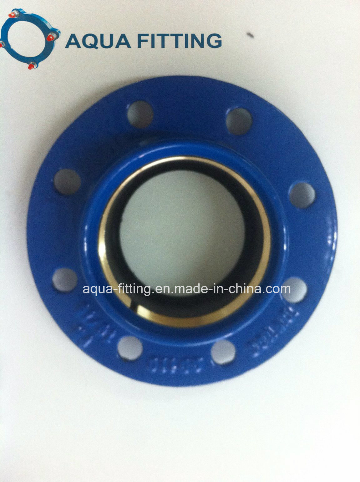Ductile Iron Quick Flange for HDPE PVC Di Pipe