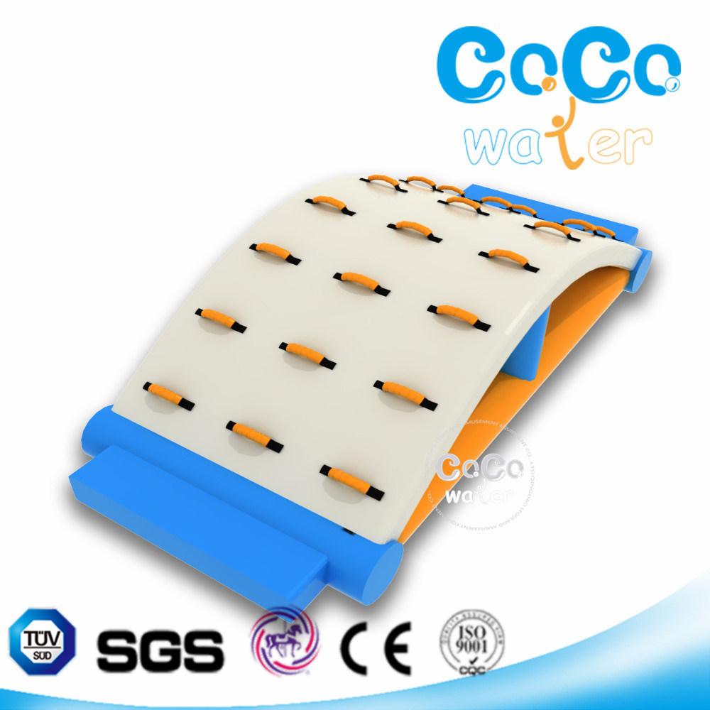 Coco Water Design Inflatable Aquatic High Rock Climbing Equipment (LG8078)