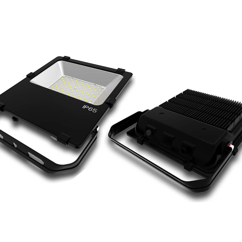IP65 80W Efficiency Slimline LED Flood Light