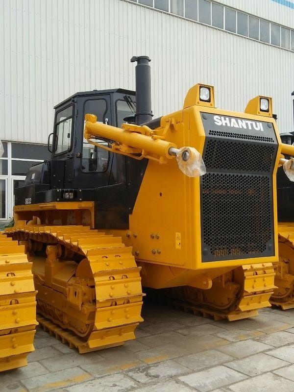 Hydraulic Drive System Shantui Bulldozer SD32 Hydraulic Control Technology