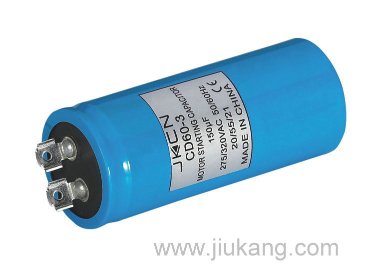 China Motor Starting Capacitor Cd60 3 China Motor
