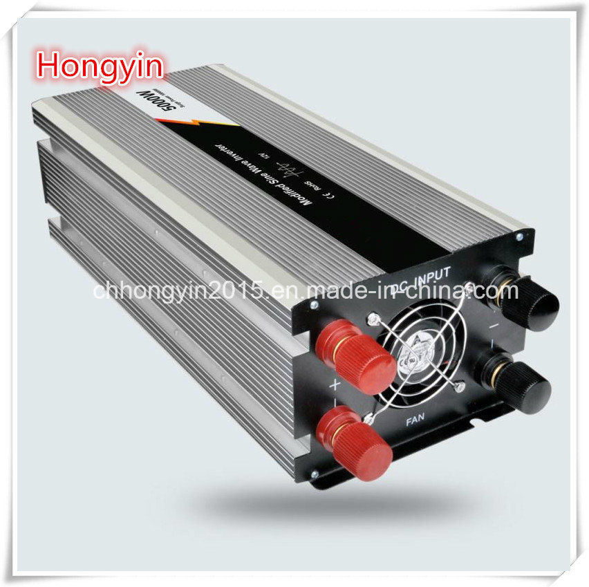 Modified Pure Sine Wave DC AC Power Inverter 5000W Inverter