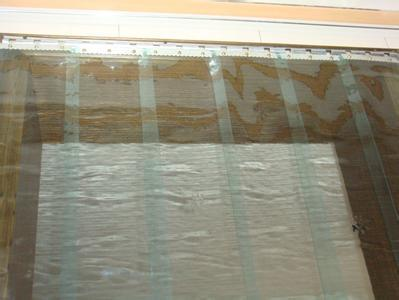 Door PVC Curtain in Low Temperature