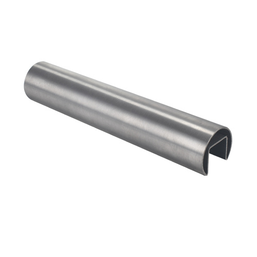 Satinless Steel Slot Tube
