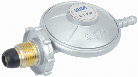 LPG Low Pressure Gas Regulator for South Africa (SA5G58U28)