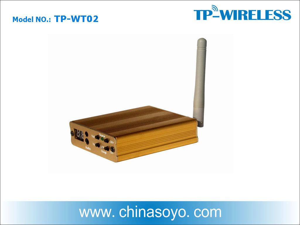 2.4G Digital Wireless Portable Audio Transceiver