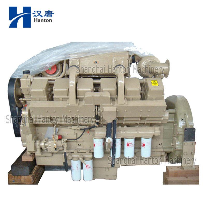 Cummins KTA38-G diesel engine motor for power generator set
