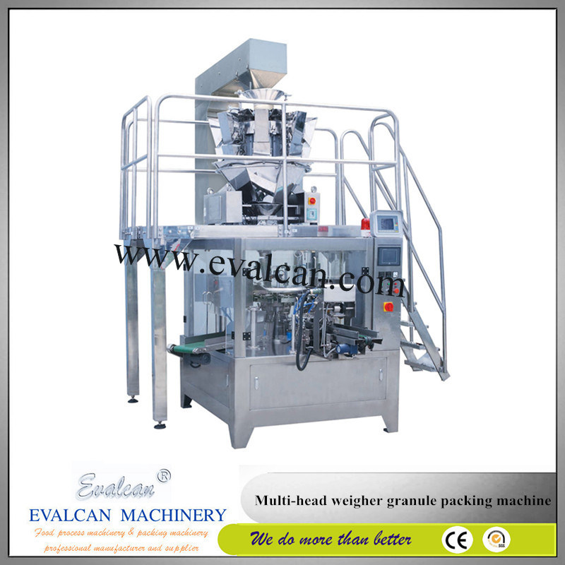 Automatic Coffee Powder Given Bag Filling and Sealing Packing Machine