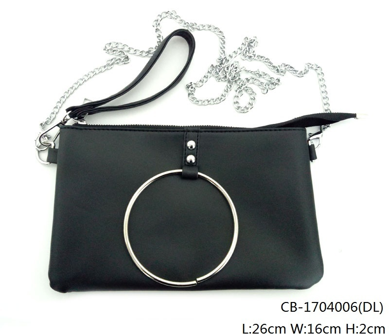New Fashion Women PU Handbags (CB-1704006)