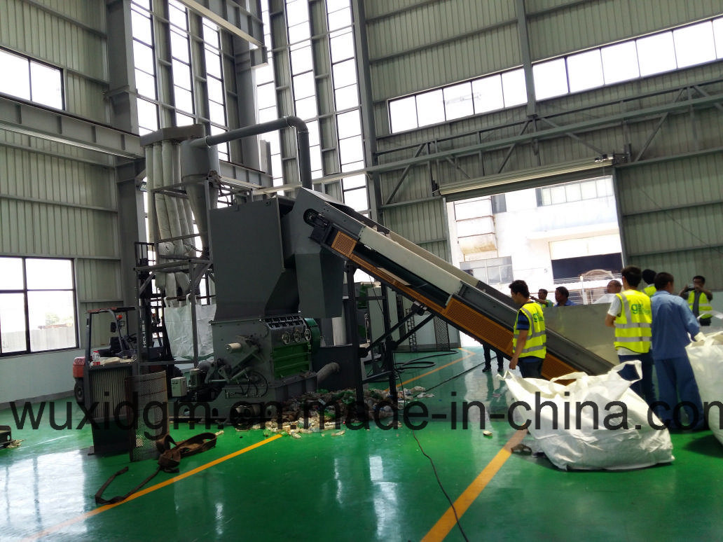 Dgh5001000 Heavy Duty Granulator Size Reduction Made Easy