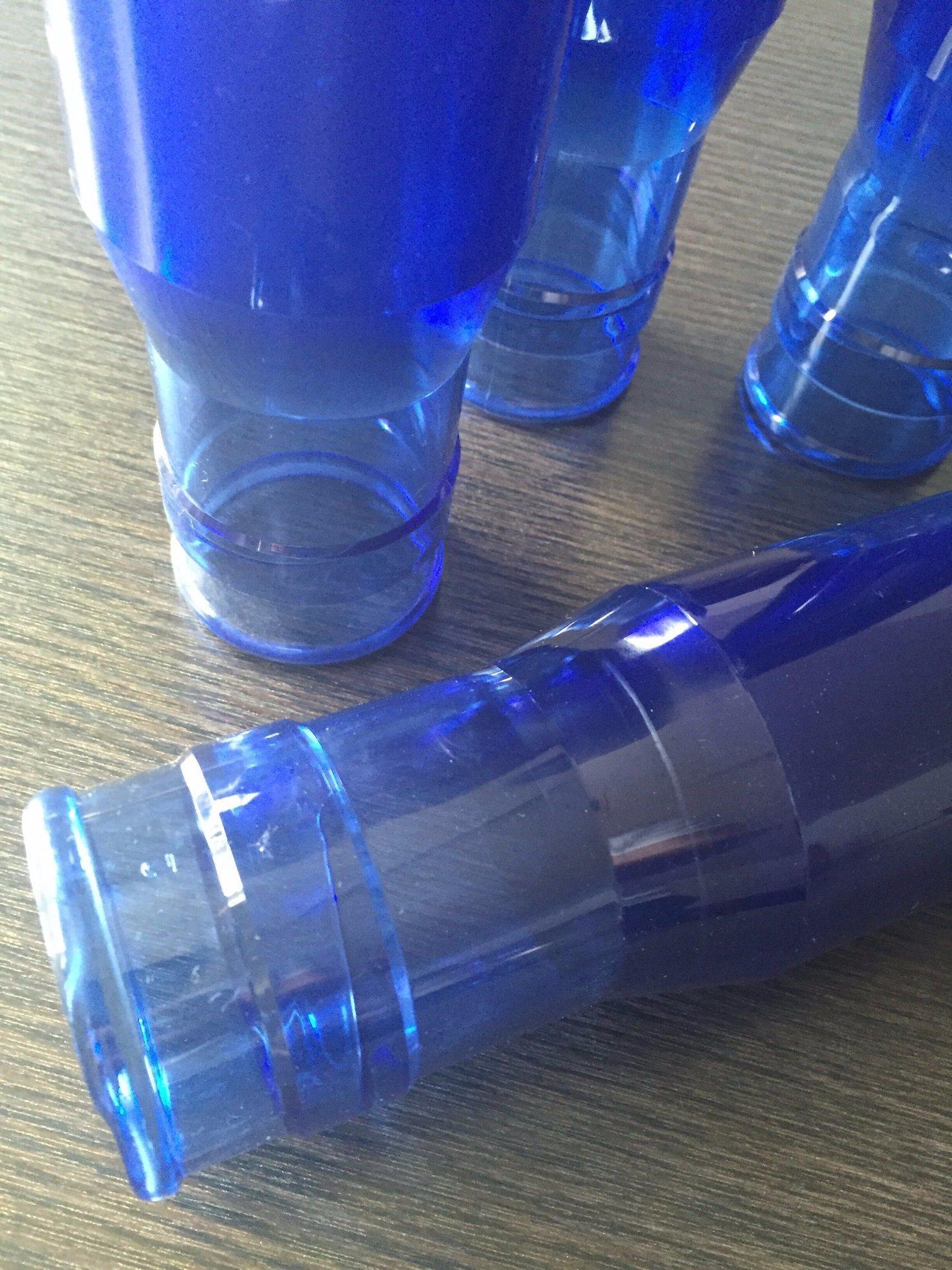20 L Semi Automatic Plastic Pet Bottle Blow Molding Machine