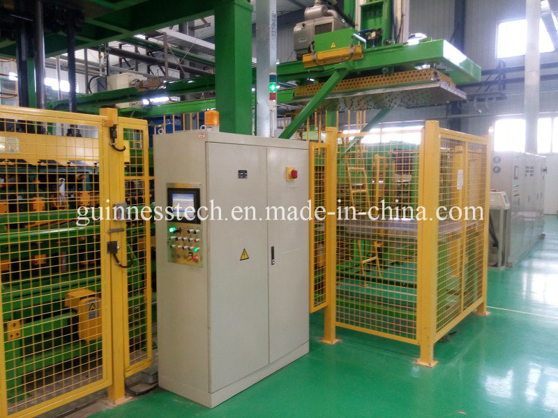 Automatic Car Roof Carpet Production Line