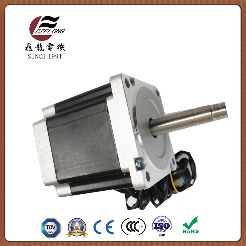 1.8 Deg NEMA34 86mm Stepping Motor Wide Application