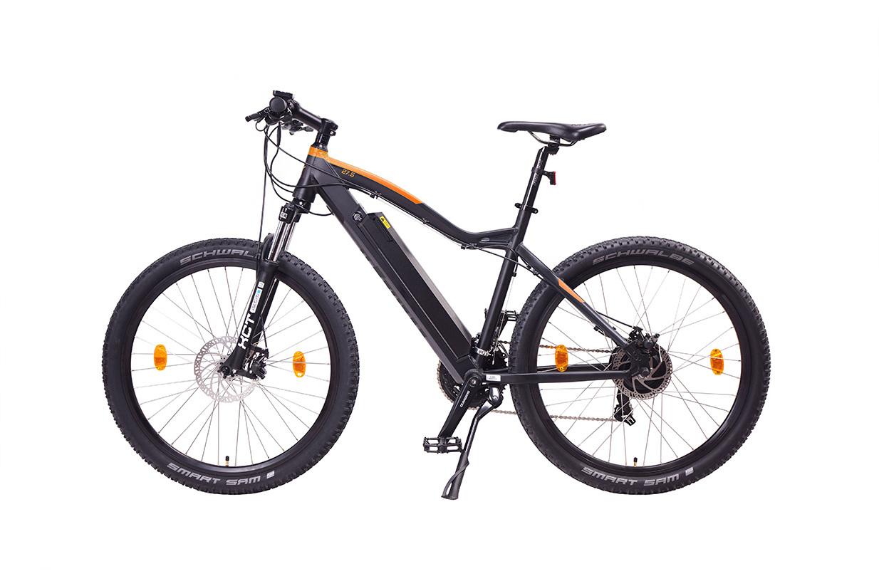 "27.5"" Mountain Electric Bike/Bicycle/Scooter Ebike Mi5-650 2017"