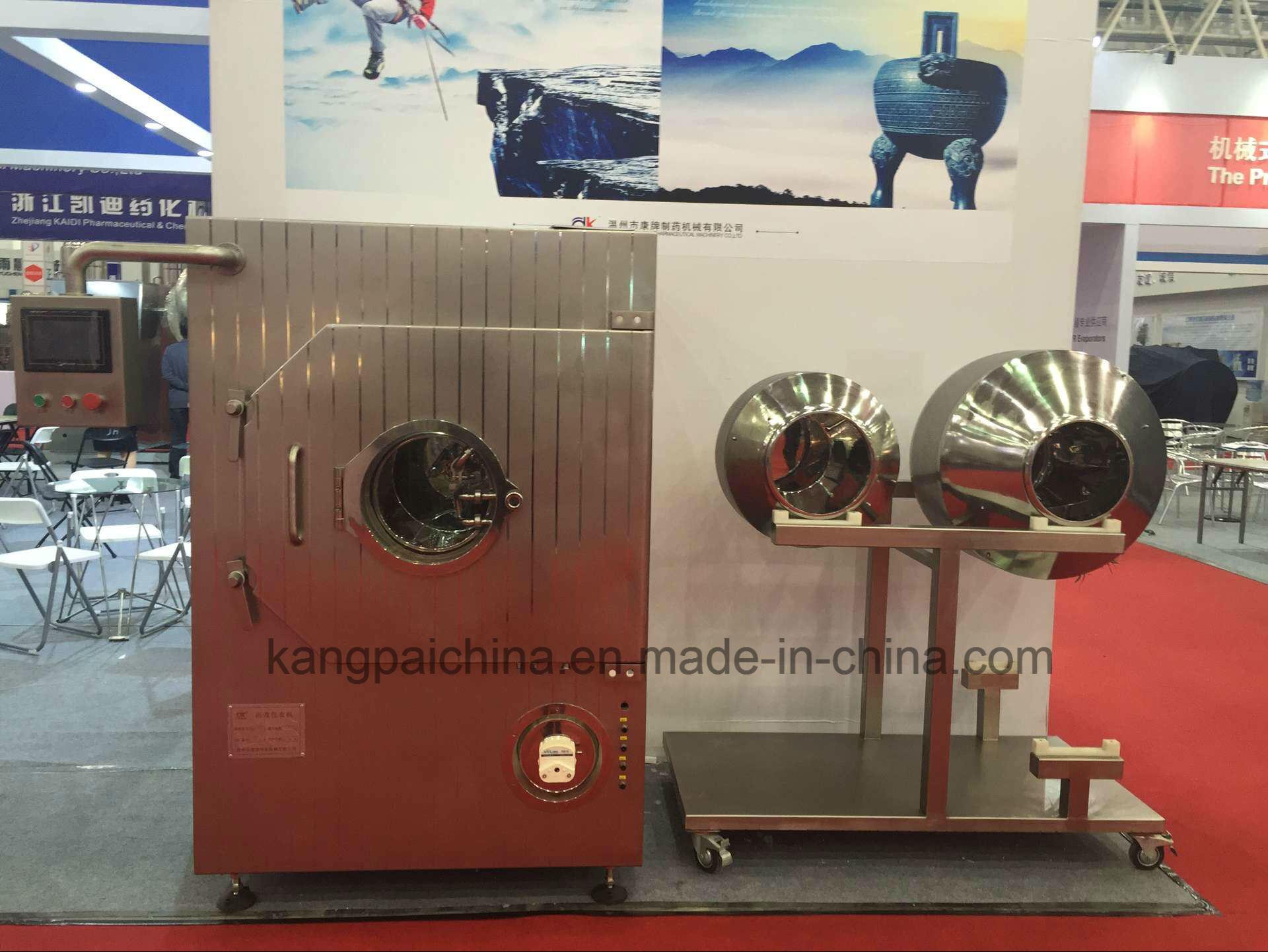 Kgb/K Roller-Changing Coating Machine (Pill/Sugar/Tablet/Film/Medicine coater)