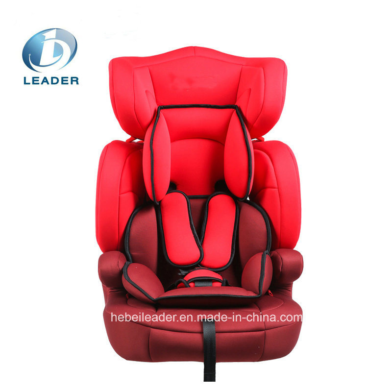 Baby Racing Safety Car Seat for Group 1, 2, 3 (9-36kgs) with ECE Ceriticate