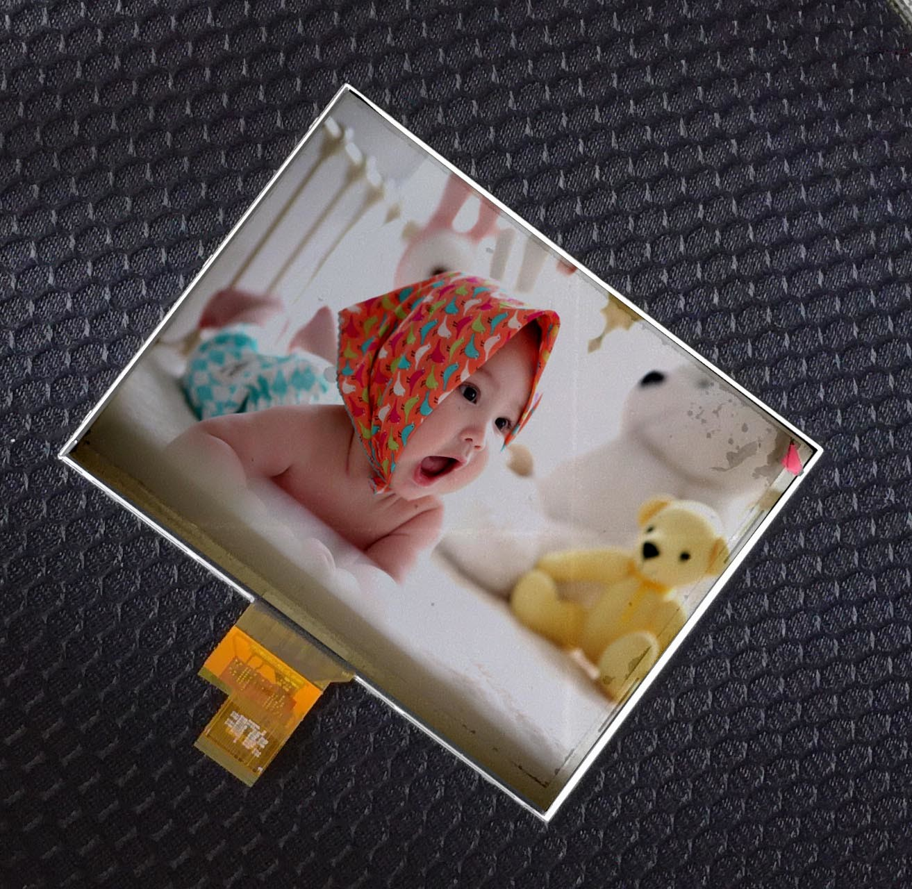 8 Inch 1024X768 Customizable TFT LCD Module Touch Screen Display C003