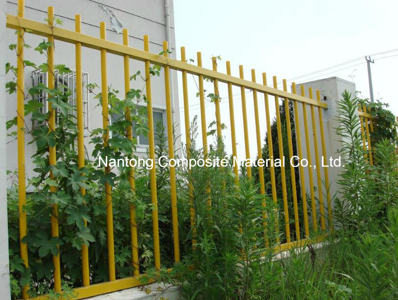 FRP Fiberglass Guard and Fencing/GRP Molded and Pultruded