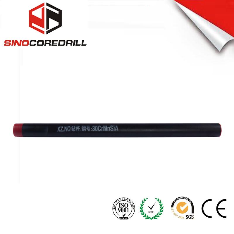 1.5m/3m Dcdma Bwl Nwl Hwl Pwl Wireline Drill Rod The Thread Surface Phosphated