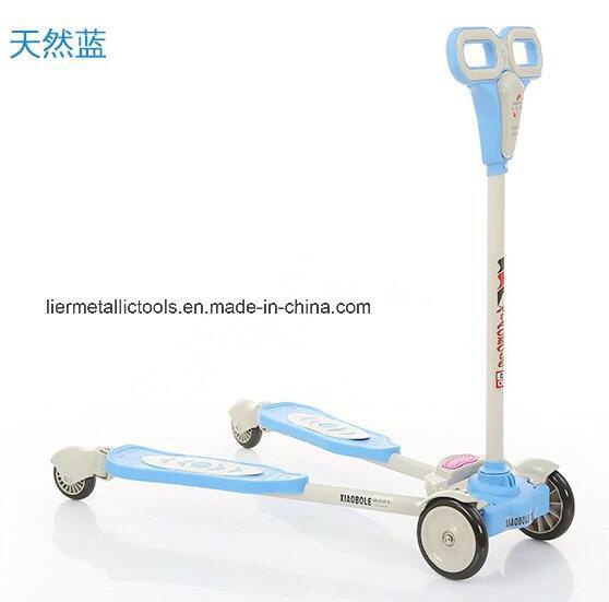 4 Wheel Kids Scooter/Balance Bike/Swing Car