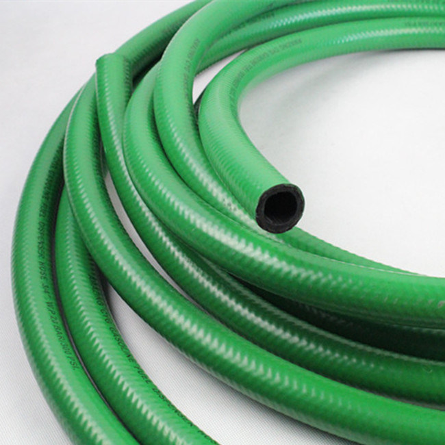 Ce Certificated 1inch 3/4inch Rubber Fuel Hose for Fuel Dispensers Application