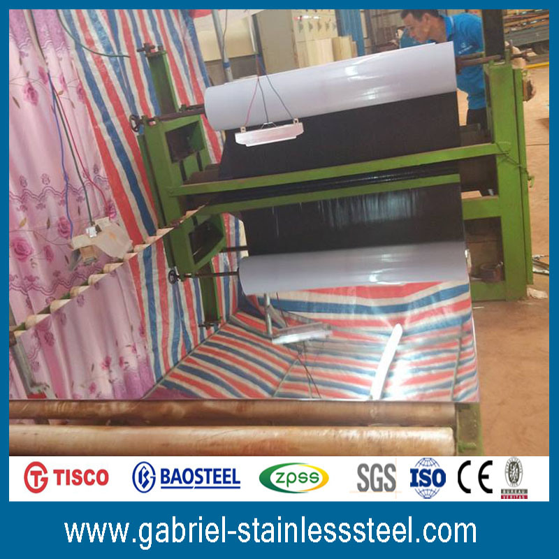 Baosteel High Quality Mirror Finish 316 Stainless Steel Sheet Metal Plate Distributors