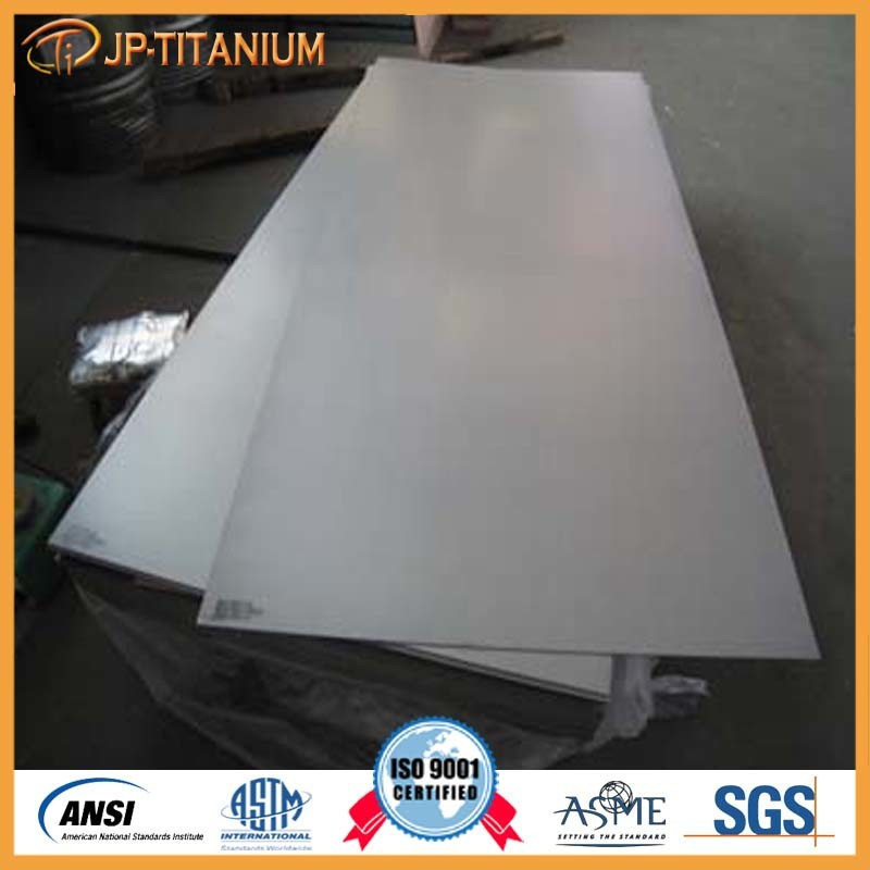 Gr12 Cold Rolled Titanium Plate, Titanium Sheet for Industry