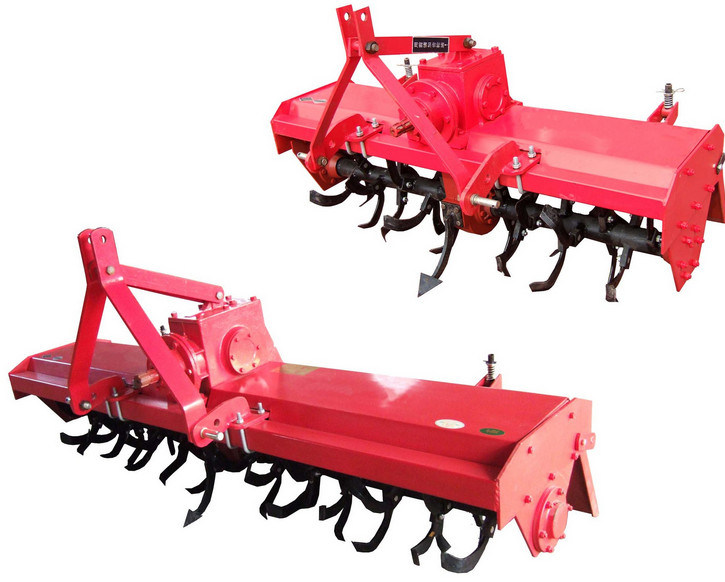 Standard Three-Pointed Mounted Rotary Tiller of Tractor Tools