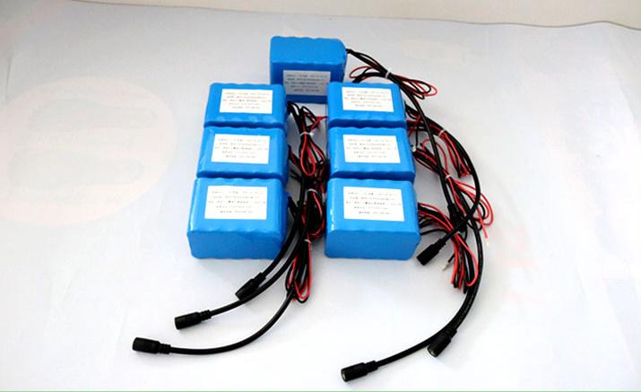 Lithium LiFePO4 18650 26650 E-Bike Robot Power Battery Solar Street Light Battery ODM