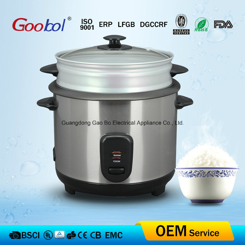 Ss Body Stainless Steel Rice Cooker
