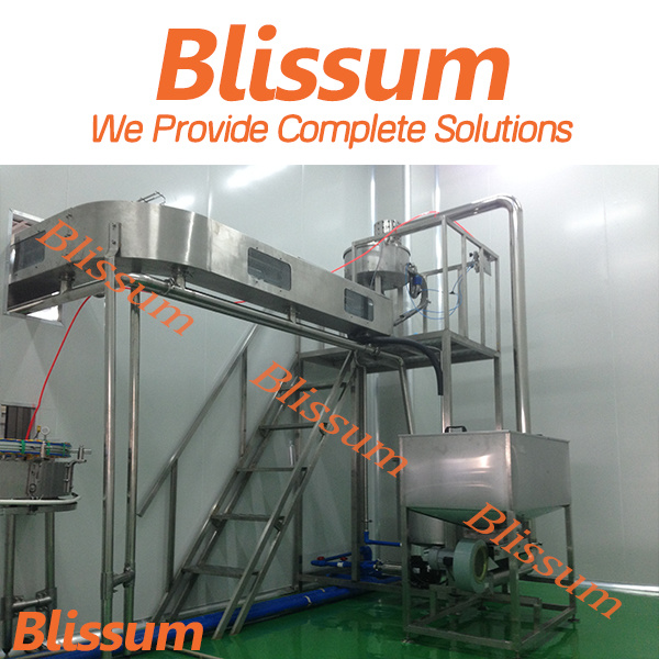Automatic Bottle Water Filling Machine with Customer Desigened Service