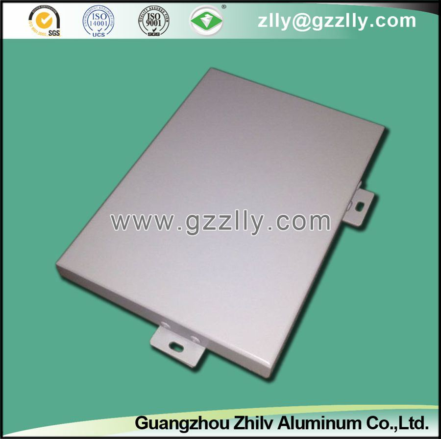 Building Material Aluminium Ceiling for Exterior Wall Panel
