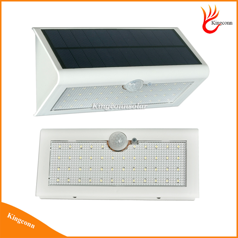 800lm 4in1 Motion Sensor Modes Garden Solar Security Night Light