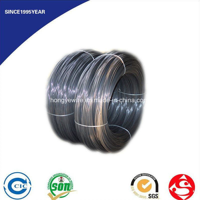 DIN 17223 En 10270 JIS G3521 2.5mm Flexible Wire