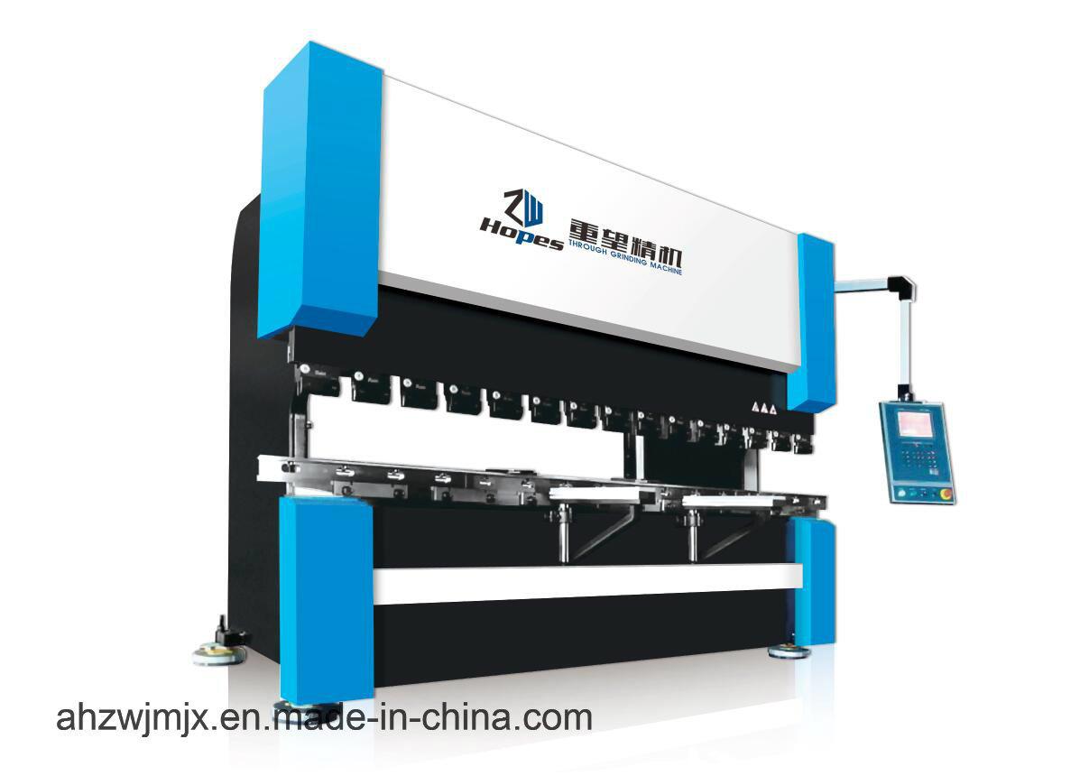 Wc67y 100t/3200 Series Simple CNC Bending Machine for Metal Plate Bending