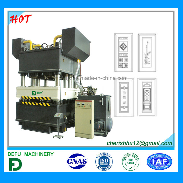 Hydraulic Press Machine for Door
