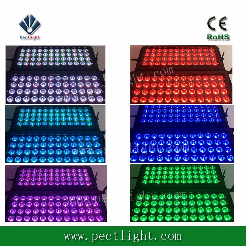 96*10W LED City Color Wall Washer Light