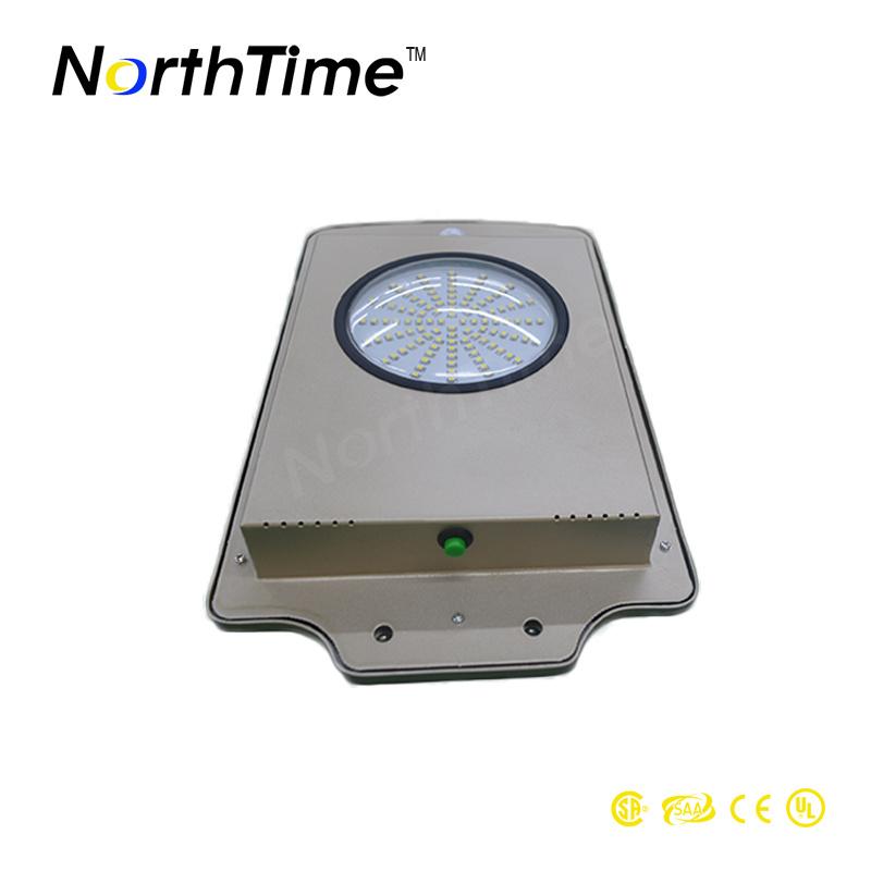 6W LED Sunpower PV Integrated Solar Light for Garden