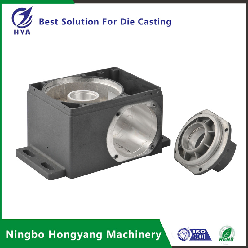 Die Casting for Gearbox and Motor Housing