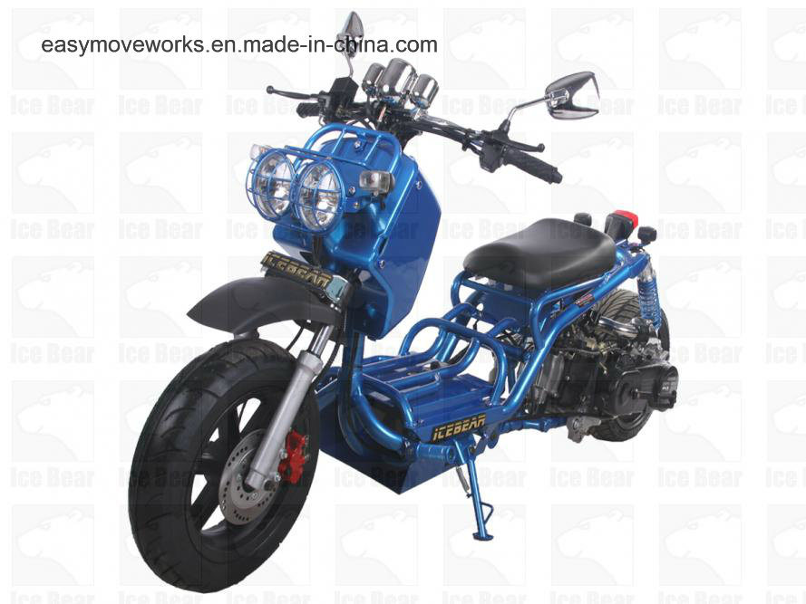 Zoomer Motorcycle 50cc 4strokes Elec Kick Start Disc Drum