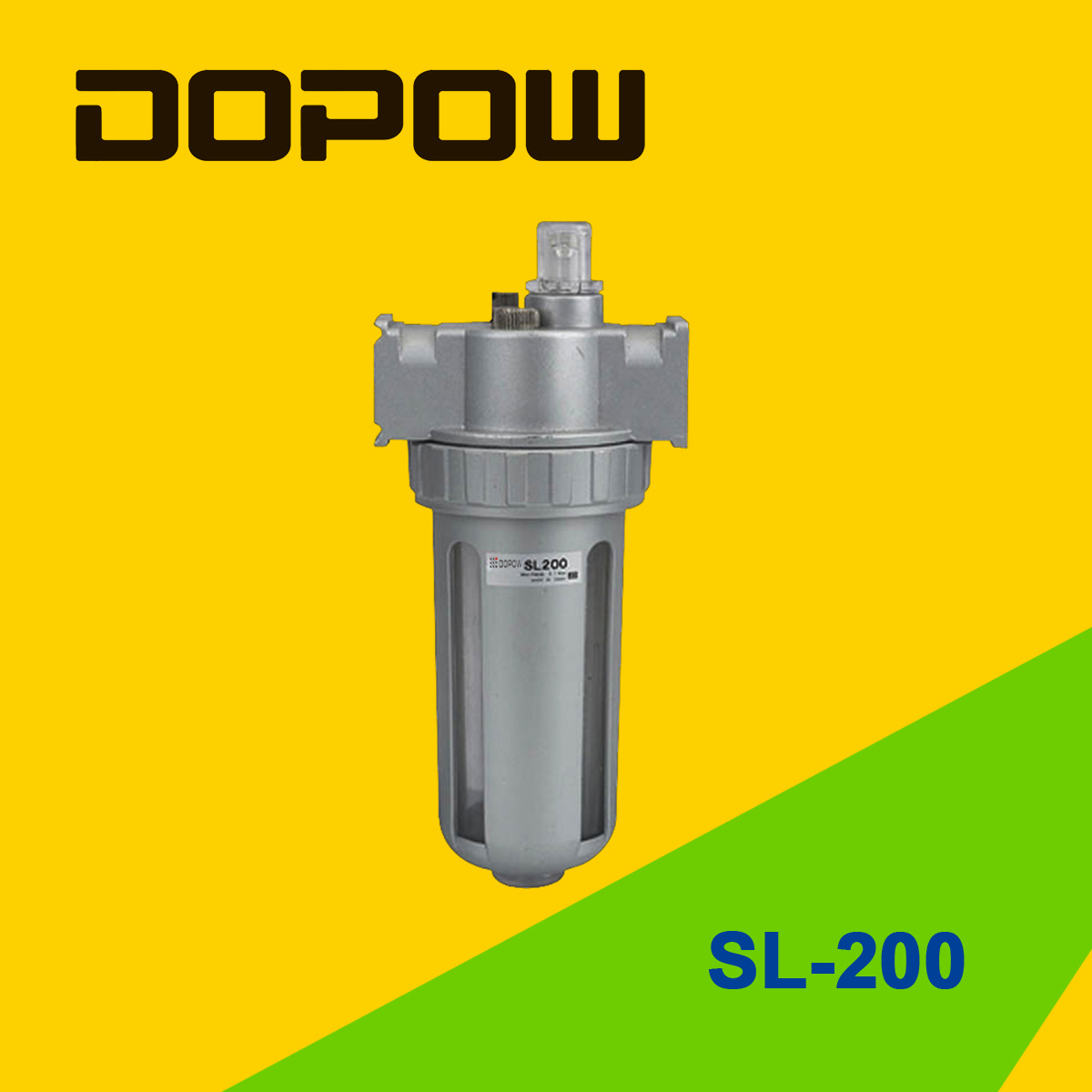 Pneumatic High Quality Air Lubricator SL Series Oil Lubricator