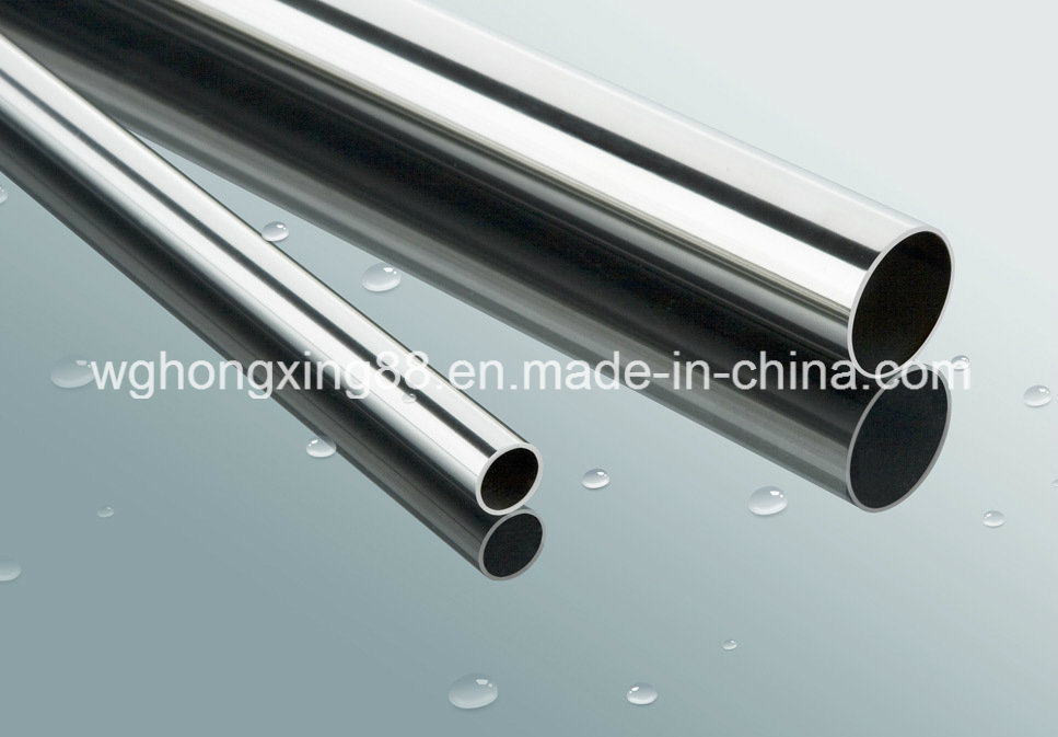 Alloy Seamless Stainless Deformed Steel Pipe (316L)