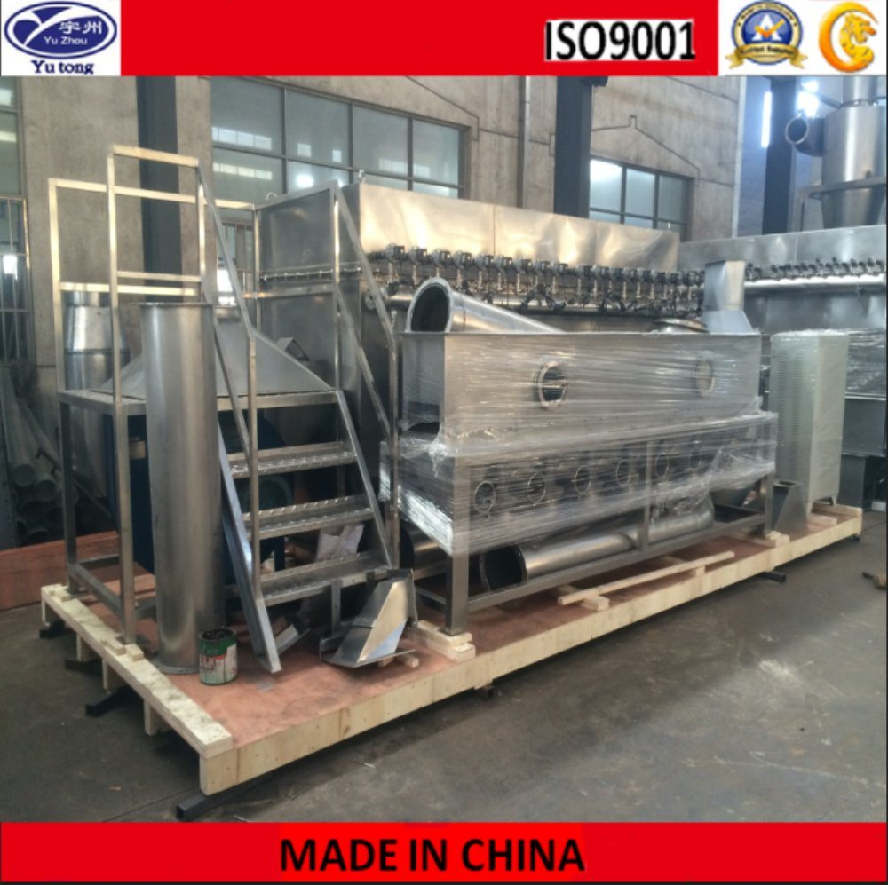 Fluidized Drying Granulator for Dyestuff Industry