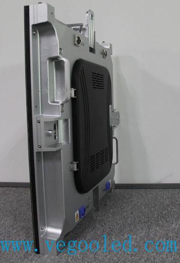 Indoor Full Color P4.8 Die-Casting Aluminum Rental LED Display Screen