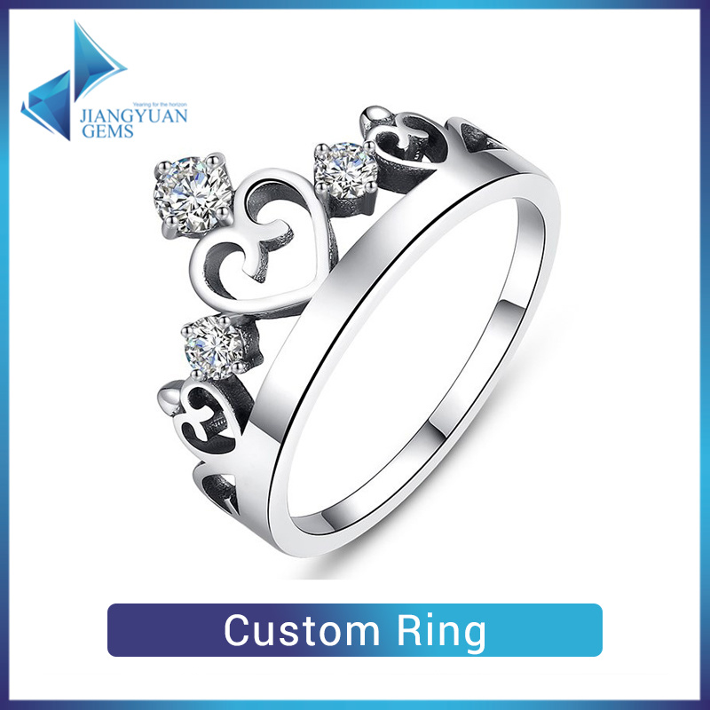 Custom Jewelry Engraved Ring Custom Ring