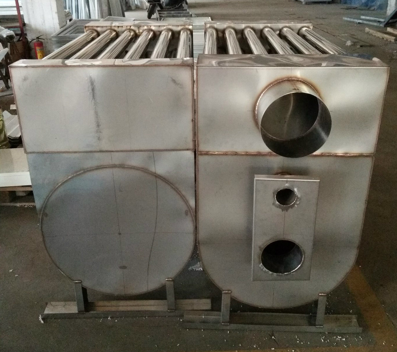 High Quanlity Paint Spray Booth Baking Oven